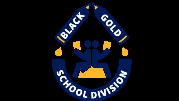 Black Gold School Division logo