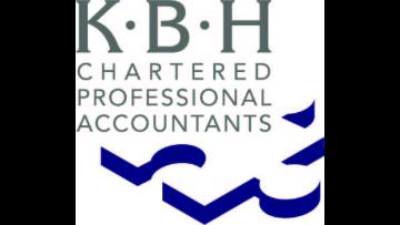 KBH Chartered Professional Accountants logo