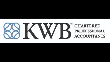KWB Chartered Professional Accountants logo