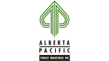 Alberta-Pacific Forest Industries logo