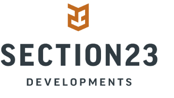 Section23 Developments and Baywest Homes logo
