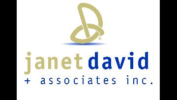 Janet David + Associates Inc. logo