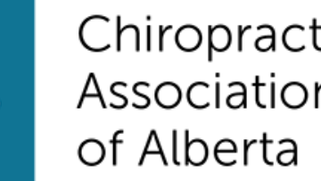 Chiropractic Association of Alberta (CAA) logo