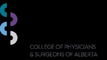 College of Physicians & Surgeons of Alberta logo