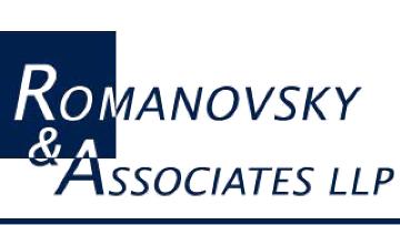 Romanovsky & Associates LLP logo