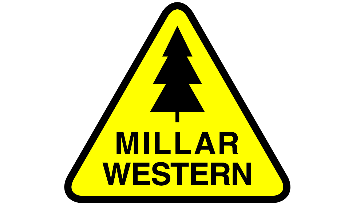 Millar Western Forest Products Ltd. logo