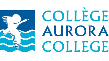 Aurora College logo