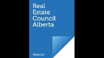 REAL ESTATE COUNCIL OF ALBERTA logo